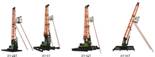 XZY-44T, All-in-One Core Exploration Tower Rig, Geological, Mining