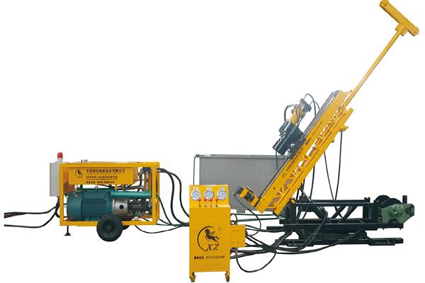 full hydaulic underground drilling rig